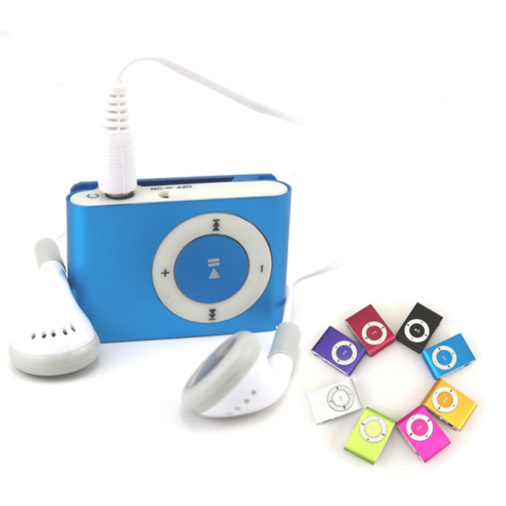 High Quality MINI Clip MP3 Player With Micro TF/SD Card Slot sports mini MP3 Music Player(China (Mainland))