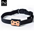 Free Shipping Mini Waterproof Smart GPS Tracker with Collar for Pets Cat Dog 4 Frequency GPRS