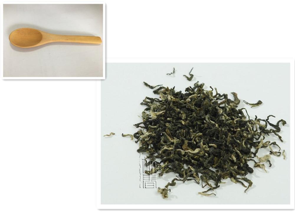 Tea Scoop+gift 250g White Monkey Tea, Bai Mao Hou, Good Quality Green Tea,(China (Mainland))