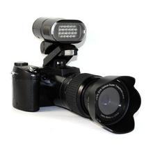 Hot D3200 digital camera 16 million pixel camera Professional SLR camera 21X optical zoom HD LED headlamps cheap sale cameras