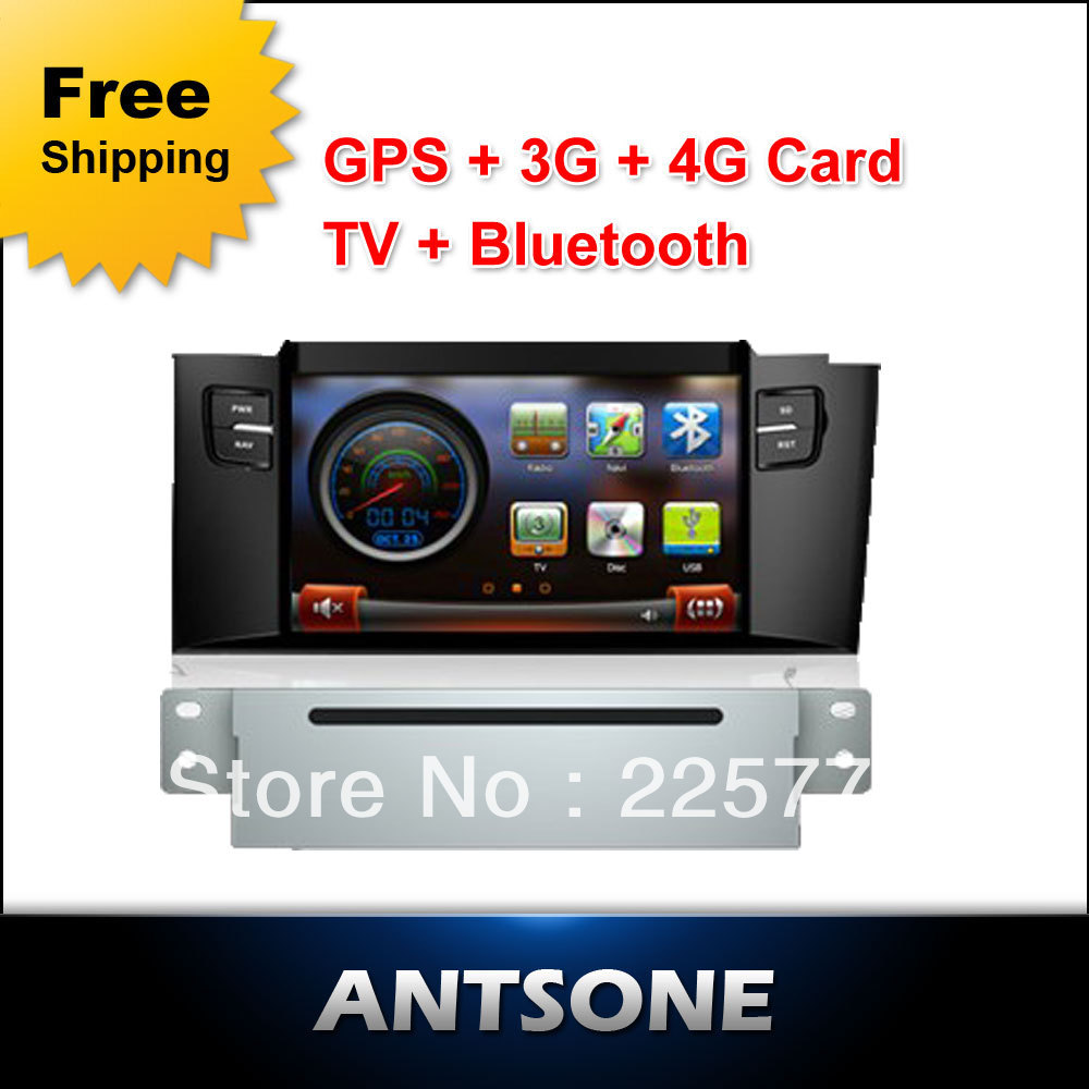 2 din 7    citroen C4L   car dvd player with GPS  touch screen ,steering wheel control,ipod,stereo,radio,usb,BT<br><br>Aliexpress