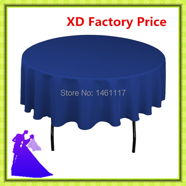 "20pcs / a lot 2014 wholesale Custom - Made round ( 70"" ) 100% polyester table cloth for table decoration(China (Mainland))"