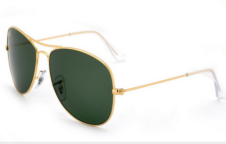 Sunglasses Oculos Women 3362 Italy designer with Logo Gold/black Frame with G15 Lens(China (Mainland))