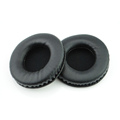 80mm 1 pair Ear Pads Cushion Earpads Pillow Replacement Parts Soft Leather Cover for Headsets Headphone