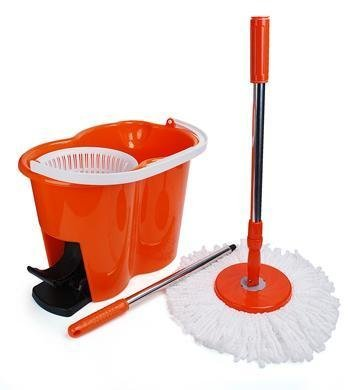 wholesale  spin mop with handle pressure function