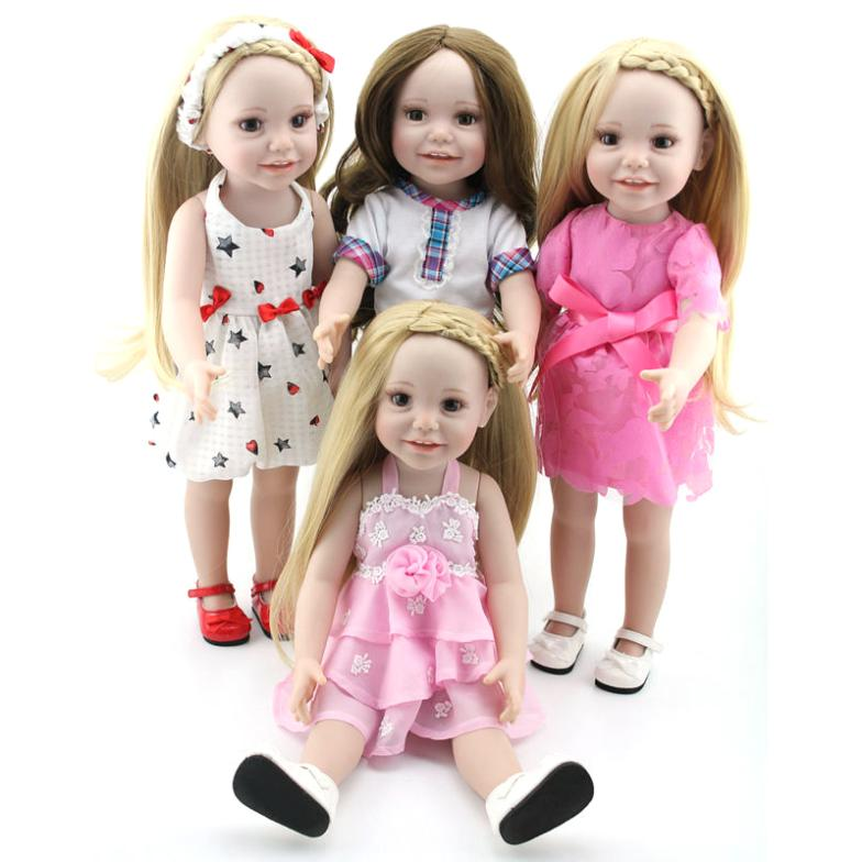 Special Toys For Girls : Baby toys full vinyl american girl dolls for classic