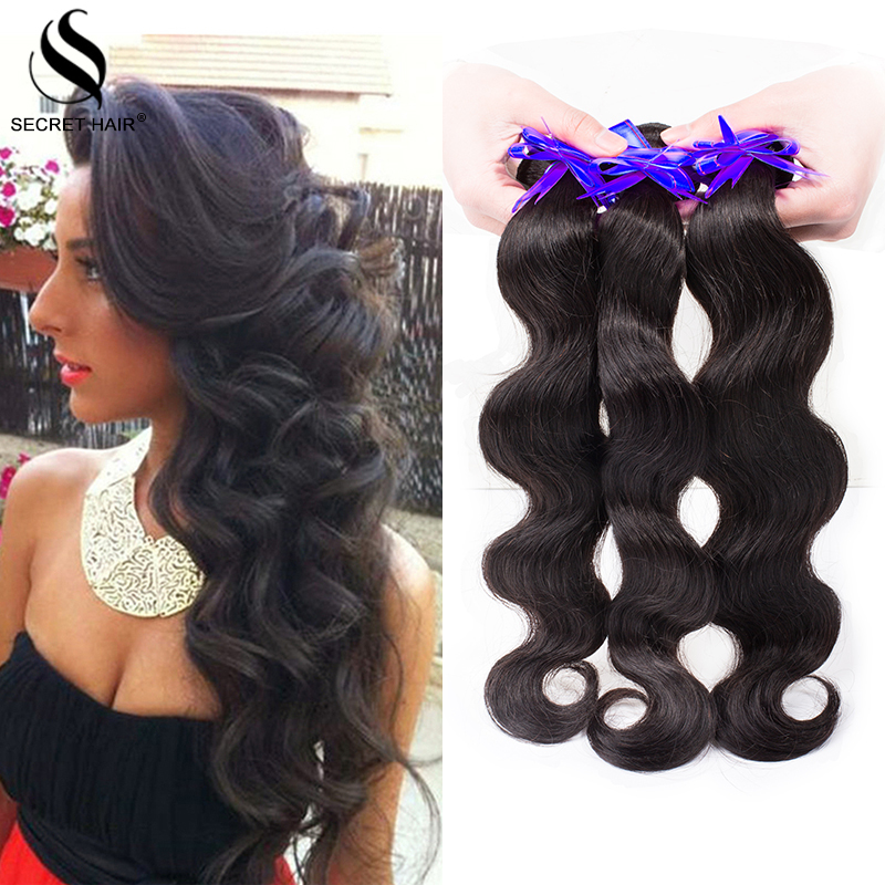 Indian Virgin Hair Body Wave Rosa Hair Products 3pcs/ lot Grade 6A 100% Human Hair Extension Weaves 8-30 Remy Queen Hair Bundles(China (Mainland))