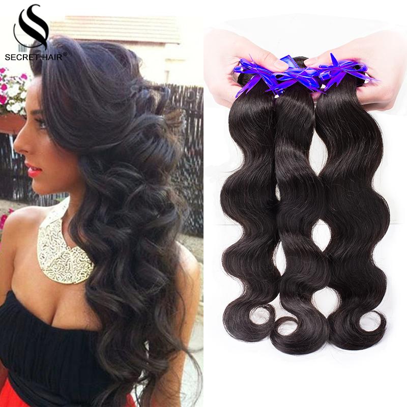 India Virgin Hair Body Wave Rosa Hair Products 3 unids/lote grado 6A 100% extensión del pelo humano teje Remy Queen Hair Bundles(China (Mainland))