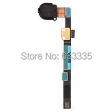 10pcs Headphone Audio Jack Headset Earphone Flex Cable Ribbon For iPad Mini mini1 A1432 A1455 A1454 white black