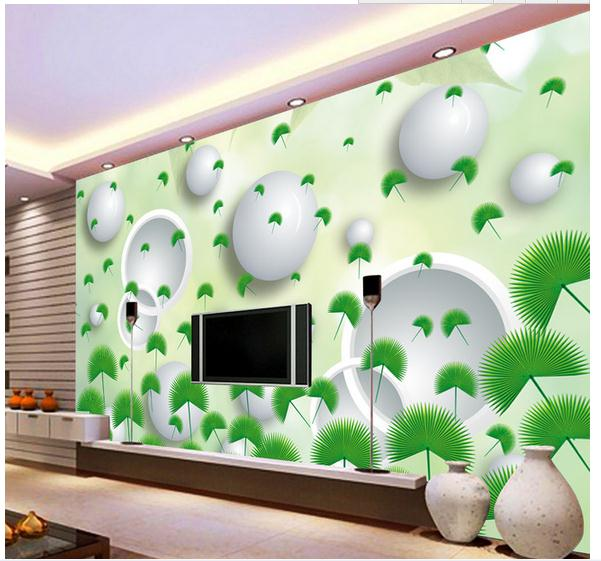 3d room photo wallpaper custom mural beauty non woven stickers contemporary and contracted banana 3 d tv wall design wallpaper - Wallpaper Wall Designs