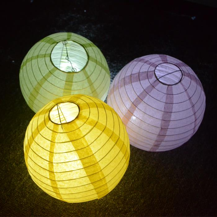 Wholesale - (20pcs/lot) 8''(10cm) Chinese paper lantern lamp festival&wedding decoration white wedding lantern(China (Mainland))