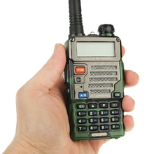 Top Quality BAOFENG UV-5RB Professional Dual Band Transceiver FM Two Way Radio Walkie Talkie Transmitter Free Shipping