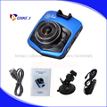Hot sale 2 4 140 Degree angle Mini Car Camera GT300 Full HD 1080p Car DVR