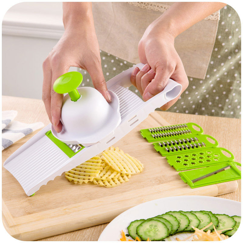 Multifunctional Fruit Vegetable Cutter Kitchen Tool Creative Kitchen Accessories Cooking Tool Japan Gadget Utensils For Kitchen(China (Mainland))