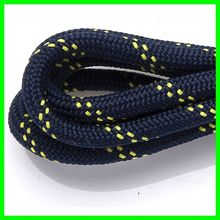 2016 New Polka Climbing Shoelaces 160cm Length Round Rope Shoe Laces For Sneaker 1 Pair On Sale