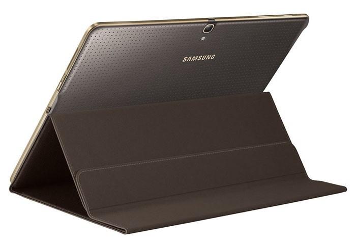 4 в 1 ультра тонкий складной пу кожаный смарт крышку случае для samsung galaxy вкладка s 10.5 t800 t805 протектор экрана + otg + Стилус пера