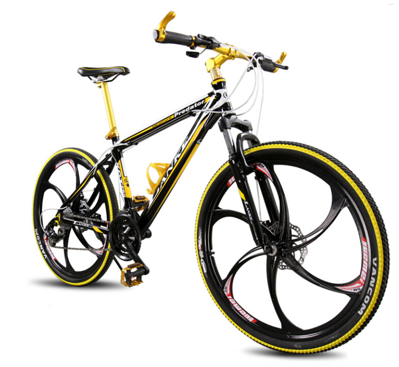 24 speed mountain bike 26 inch disc brake road bmx bike bycicle fashion racing suspension bicycle(China (Mainland))