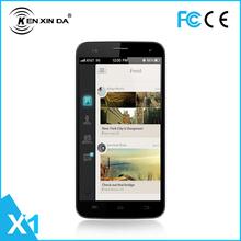 free shipping 5.0 inch kenxinda intelligent unlock android 4.4, 1GB /8G, WCDMA hot sell smartphone
