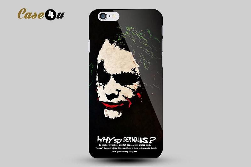 Amazing Dark Knight Poker Joker Jack Phone Case PC Hard Black Cover For Coque iPhone 5 5S SE 6 6S Capinhas Para Fundas