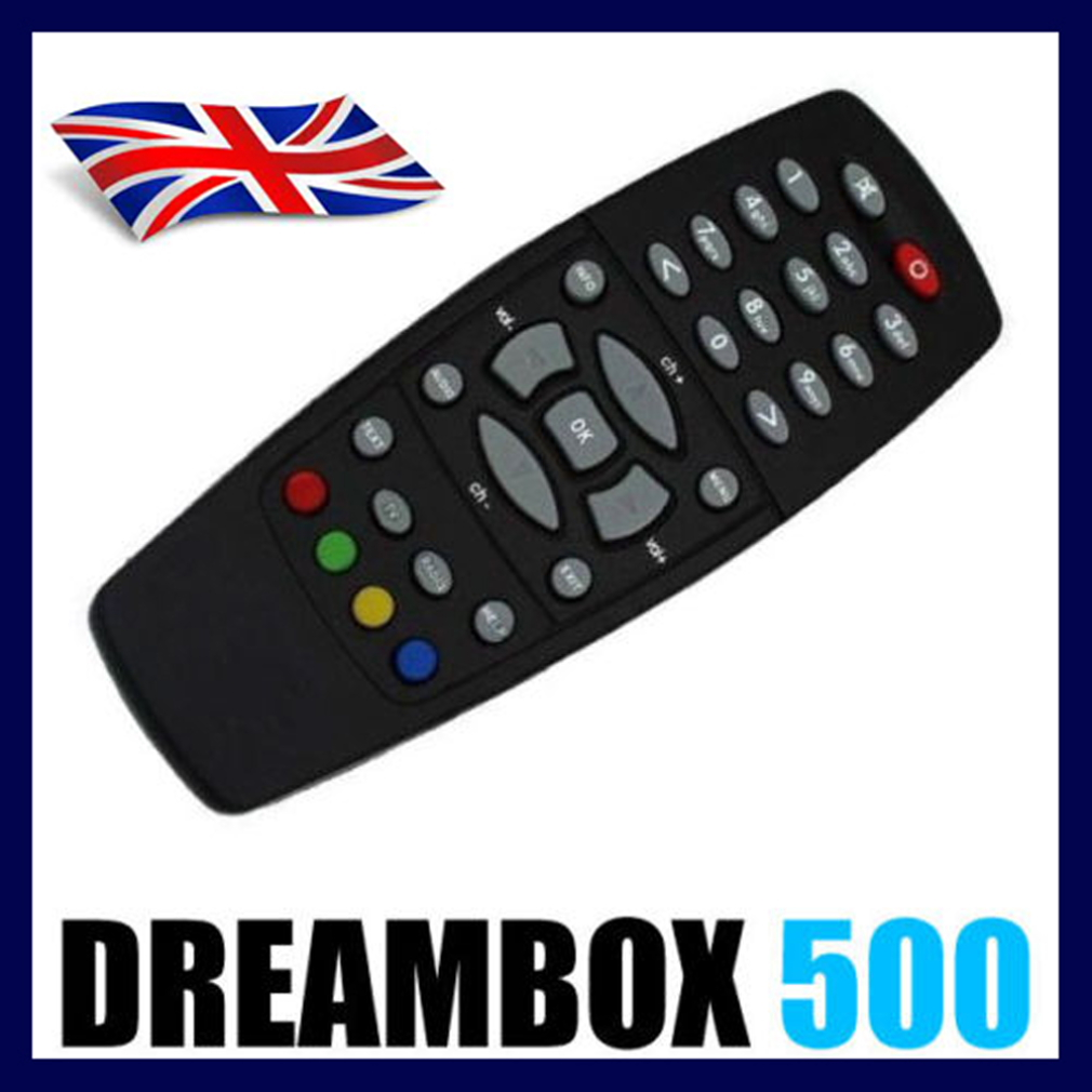 1pcs Replacement remote control for DREAMBOX 500 S/C/T DM500 DVB 2011 Version Black Hot Worldwide Promotion(China (Mainland))