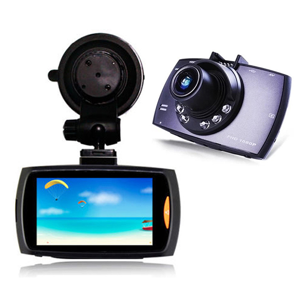 "Car DVR G30 2.7"" 170 Degree Wide Angle 1080P Full HD Car Camera Recorder With Motion Detection Night Vision G-Sensor HDMI Port(China (Mainland))"