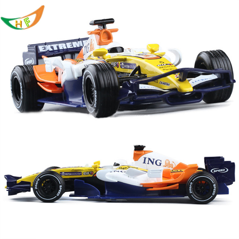Simulation model of F1 formula 1 Renault alloy children toy car boys toys cars collectible Christmas gift(China (Mainland))