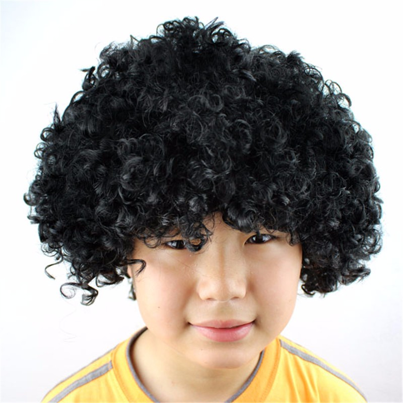 Afro Clown Wig  (15)