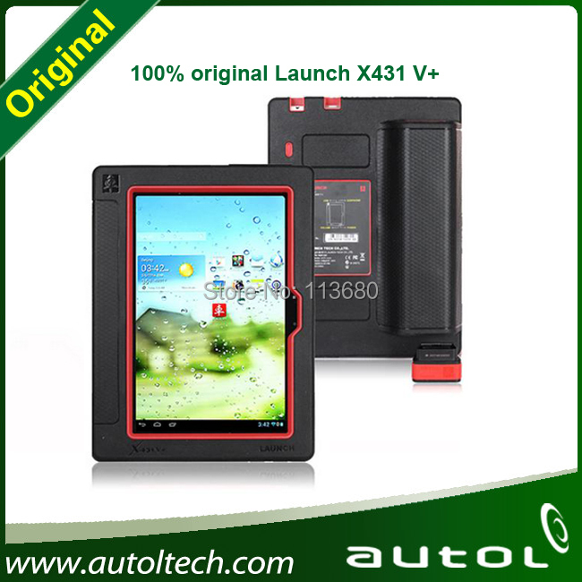 New Arrival Launch X431 V+ Super Auto Diagnostic tool X-431 V+ Multi-language Wireless WIFI Bluetooth Communication(China (Mainland))