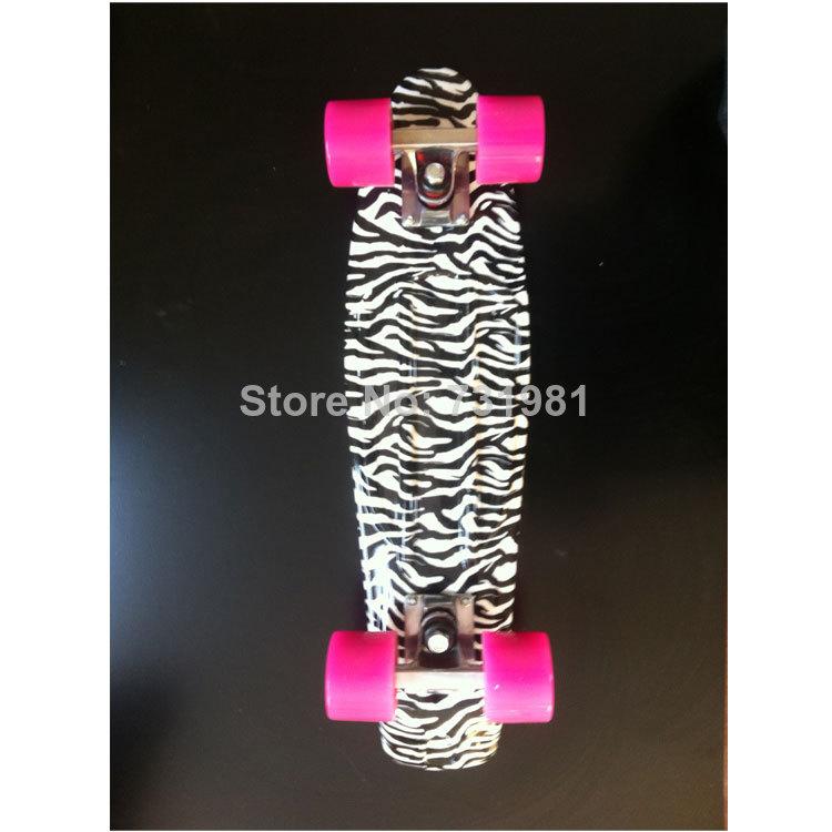 Penny Skateboard Multicolor Printed Penny Skateboard
