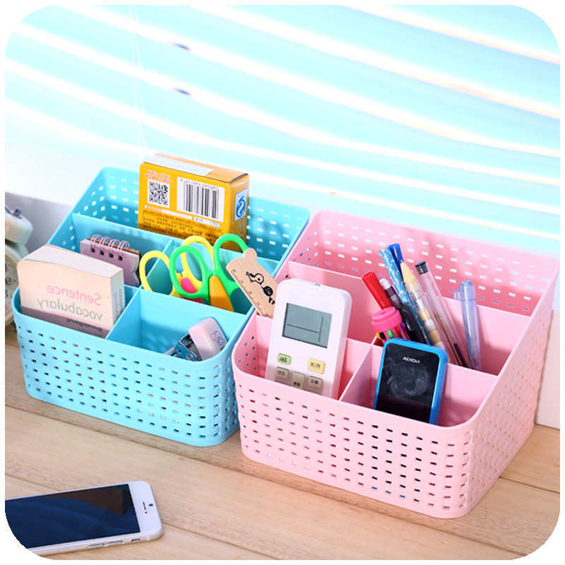 cute desk organizer set 2