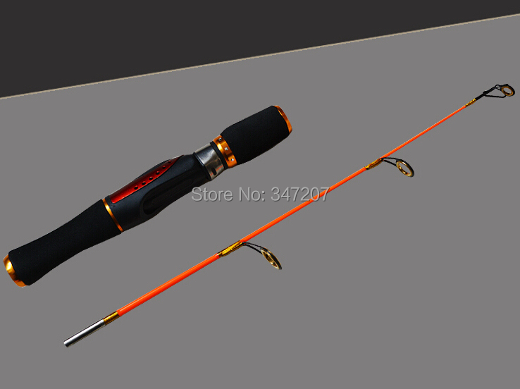 56cm MIni Ice Fishing Rod for Winter Fishing Spinning Fishing Rod(China (Mainland))