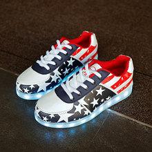 Женщины повседневная обувь Светодиодные светящиеся обувь 2016 горячие светодиодные обувь для взрослых(China (Mainland))