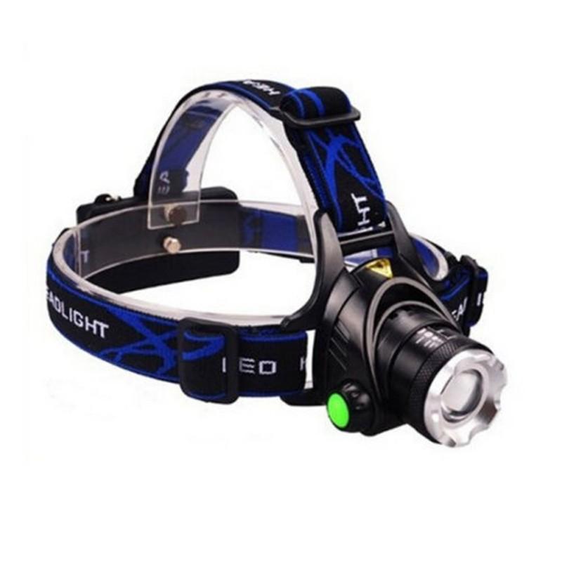 2015 Fashion New 2000 Lm CREE XM-L XML T6 LED Headlamp Headlight Flashlight Head Light Lamp<br><br>Aliexpress