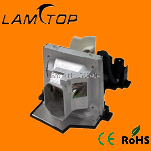 Фотография FREE SHIPPING   LAMTOP  projector lamp with housing   SP.82G01GC01  for  DS305/DS305R