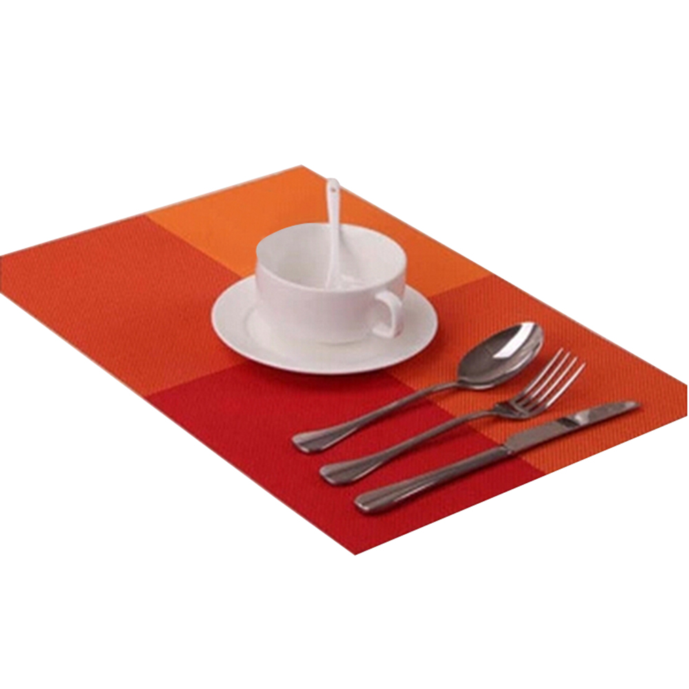 Popular Dining Table Protection Buy Cheap Dining Table  : 4Pcs Set Insulation font b Table b font Mat Grid Adiabatic Placemat Anti slip font b from www.aliexpress.com size 1001 x 1001 jpeg 225kB
