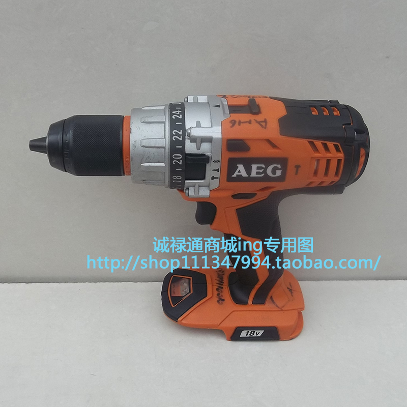 imported brand A EG/ Ricci 18V rechargeable electric drill / driver / carpenter / impact drill hammer drill(China (Mainland))