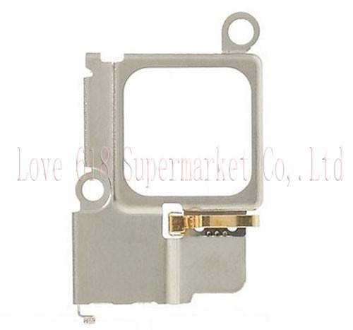 Free shipping Original New Parts Speaker Earpiece Metal Plate Replacement Part for iPhone 5S Wholesale 20 pcs/lot(China (Mainland))