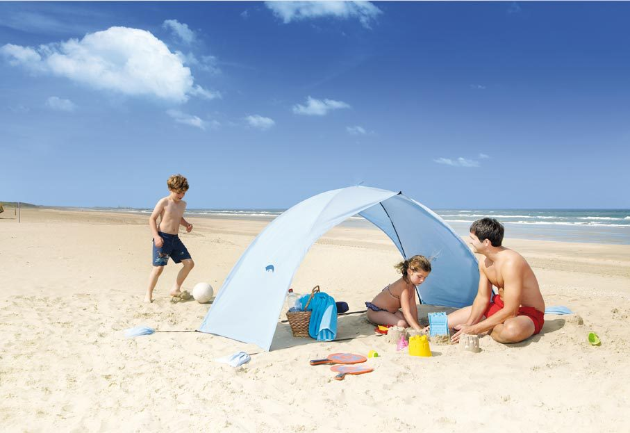Outdoor camping hiking beach summer tent UV protection sun shade beach awning fishing tent
