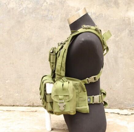 RRV 5 sports Vest tactical vest TMC2033 OD color bulletproof vest(China (Mainland))