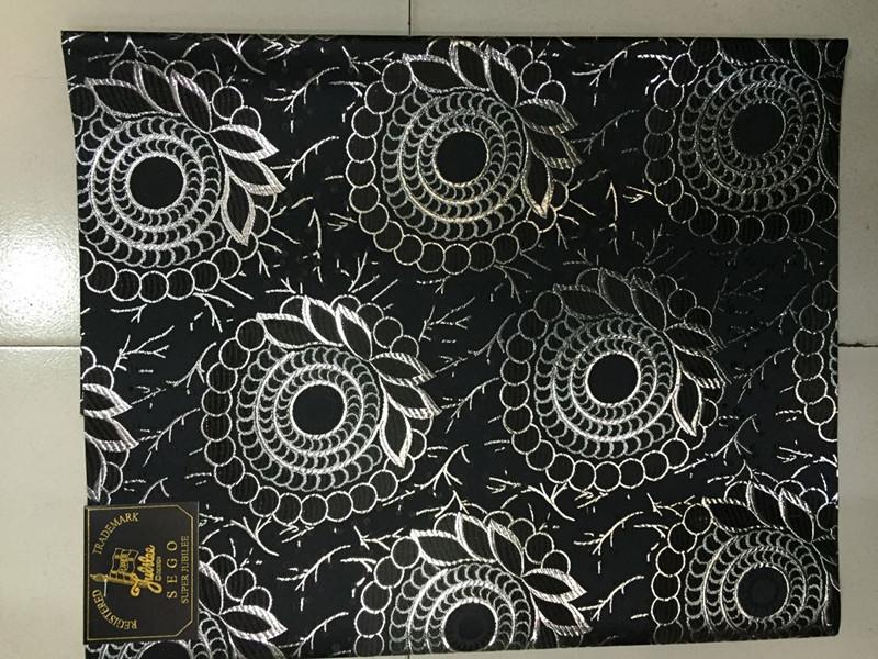 2016 New Design Nigeria Sego Gele&Ipele Super Jubilee African Headtie,Silver White Sego Headtie,Factory Wholesale Price MTI1-13(China (Mainland))