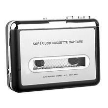 SHENSEE Tape to PC Super USB Cassette to MP3 Converter Capture Audio Music Player(China (Mainland))
