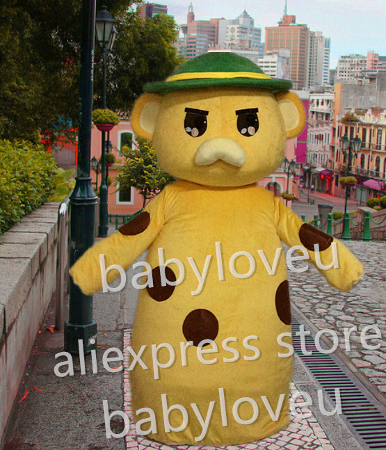 mouse Mascot Costume custom fancy mouse costume anime cosplay kits mascotte theme fancy dress carnival costume(China (Mainland))