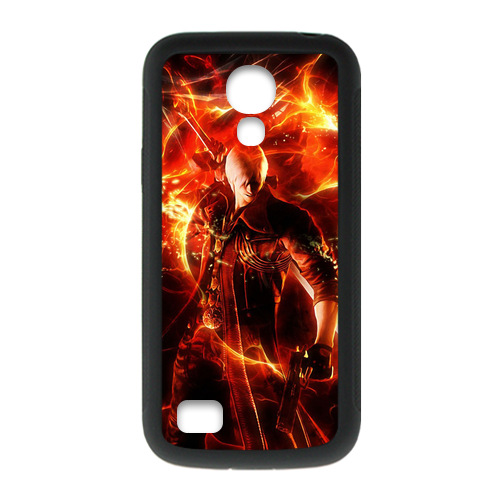 Mobile Phone Cases And Covers Devil May Cry Fire Case for Samsung S4 mini(China (Mainland))