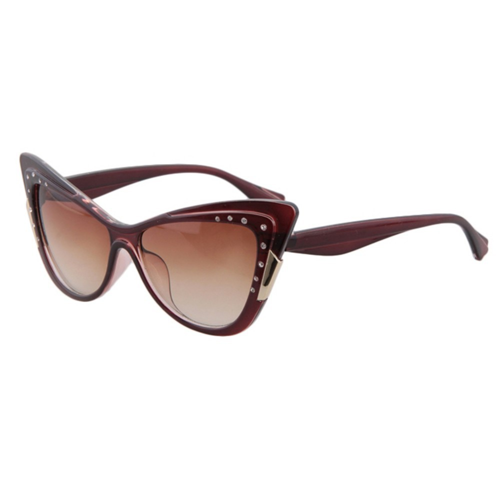 Cat Eye  Piece Sunglasses