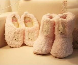 Женские тапочки OnBirthday rabbit