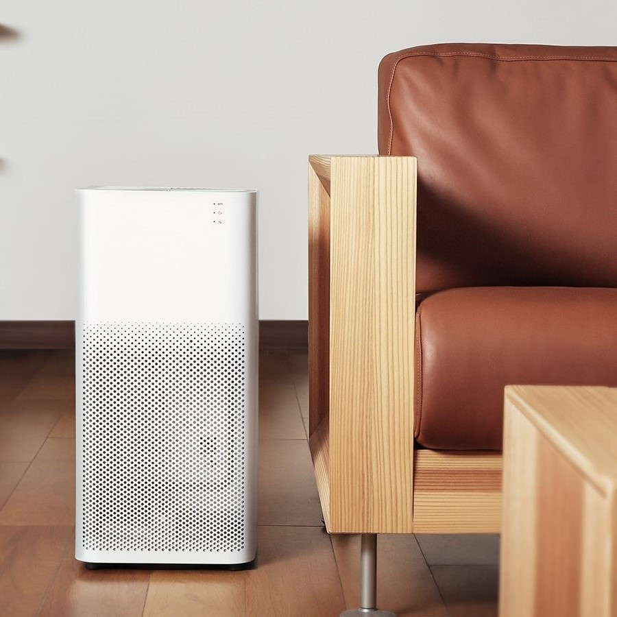 Xiaomi Air Purifier 2 CADR 330m3/h Purifying PM 2.5 Cleaning MI Air Cleaner Smartphone Remote Control Household Appliances in Ru