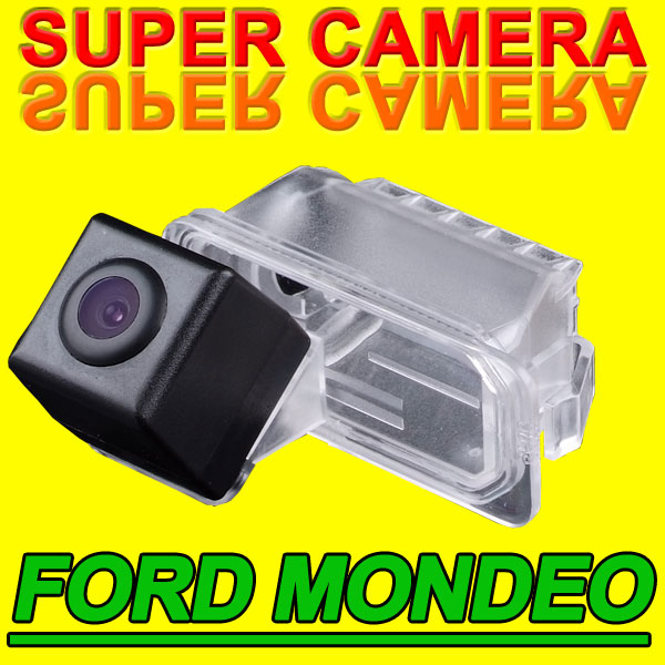 CCD Car rear view Camera backup reverse parking car camera for Ford Fiesta S-Max Kuga Mondeo BA7 Focus Facelift C307 kit for GPS(China (Mainland))