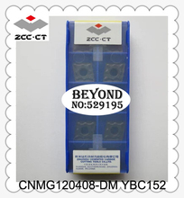 Buy Cnmg120408-dm Ybc152, Zcc Cutting Blade,milling Insert Zhuzhou Diamond Original Products, Price Ratio Extremely High for $32.43 in AliExpress store