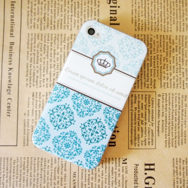 2015 latest fashion color texture hard mobile phone cover Mobile Case iPhone 4 5 4s 5s - Wei Qi Trading store