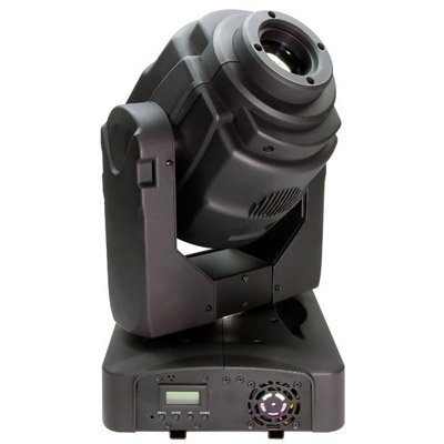 60W LED Moving Head Stage Light 8 colors + white+Rainbow color spin at variable speeds